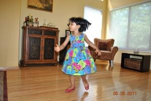 Dancing Zoey